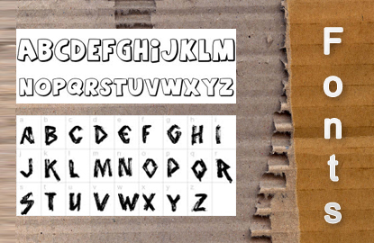 Fonts that will get Attention