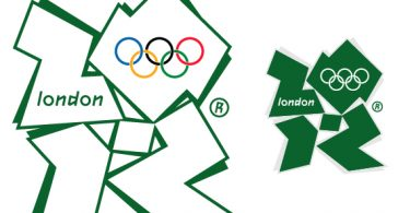 London Olympics 2012 Logo Design