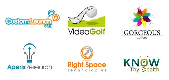 Abstract Logos – Logo Design by 110designs