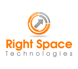 Right Space Technologies Logo Design