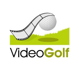 VideoGolf Logo Design