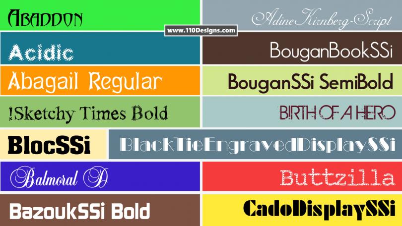 14-Creative-Fonts-For-Logo-Design