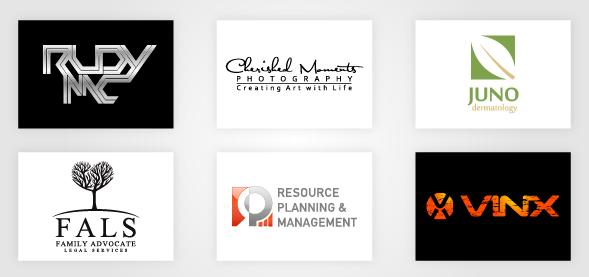 Contemporary Logos – Logo Design by 110Designs