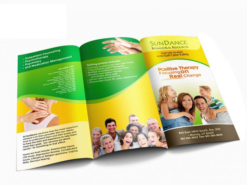 tips to design a professional brochure 110designs blog