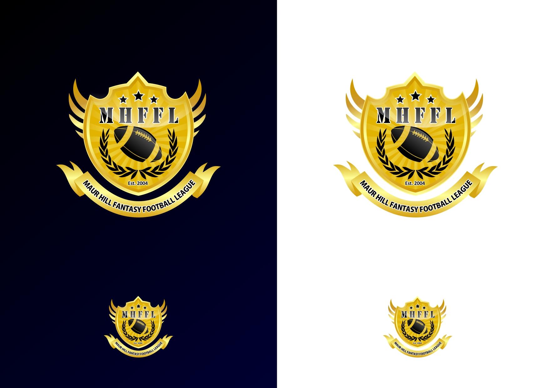 Fantasy Football League Logo/Crest Design Contest   110Designs