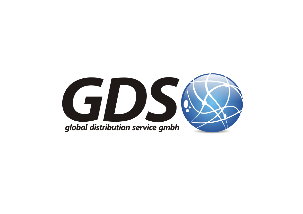 GDS Global Distribution Service GmbH (Company Logo & Font ...
