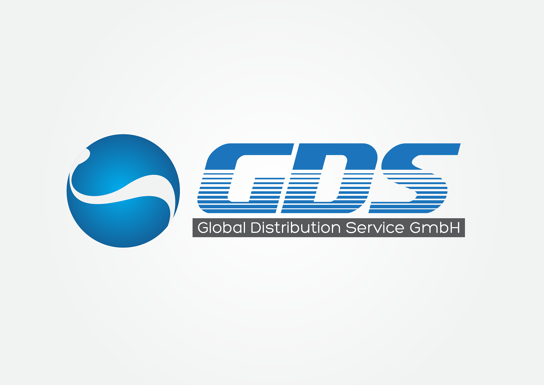 Gds global distribution service gmbh company logo font for Burodesign gmbh logo