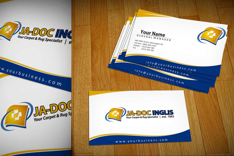 Logo card design for carpet rug cleaning company 110designs design for contest logo card design for carpet rug cleaning company baanklon Gallery