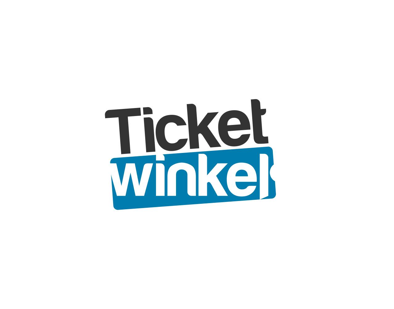 logo for online concert ticket shop 110designs