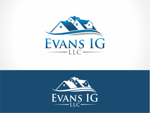 Real Estate Investment Group Logo Design