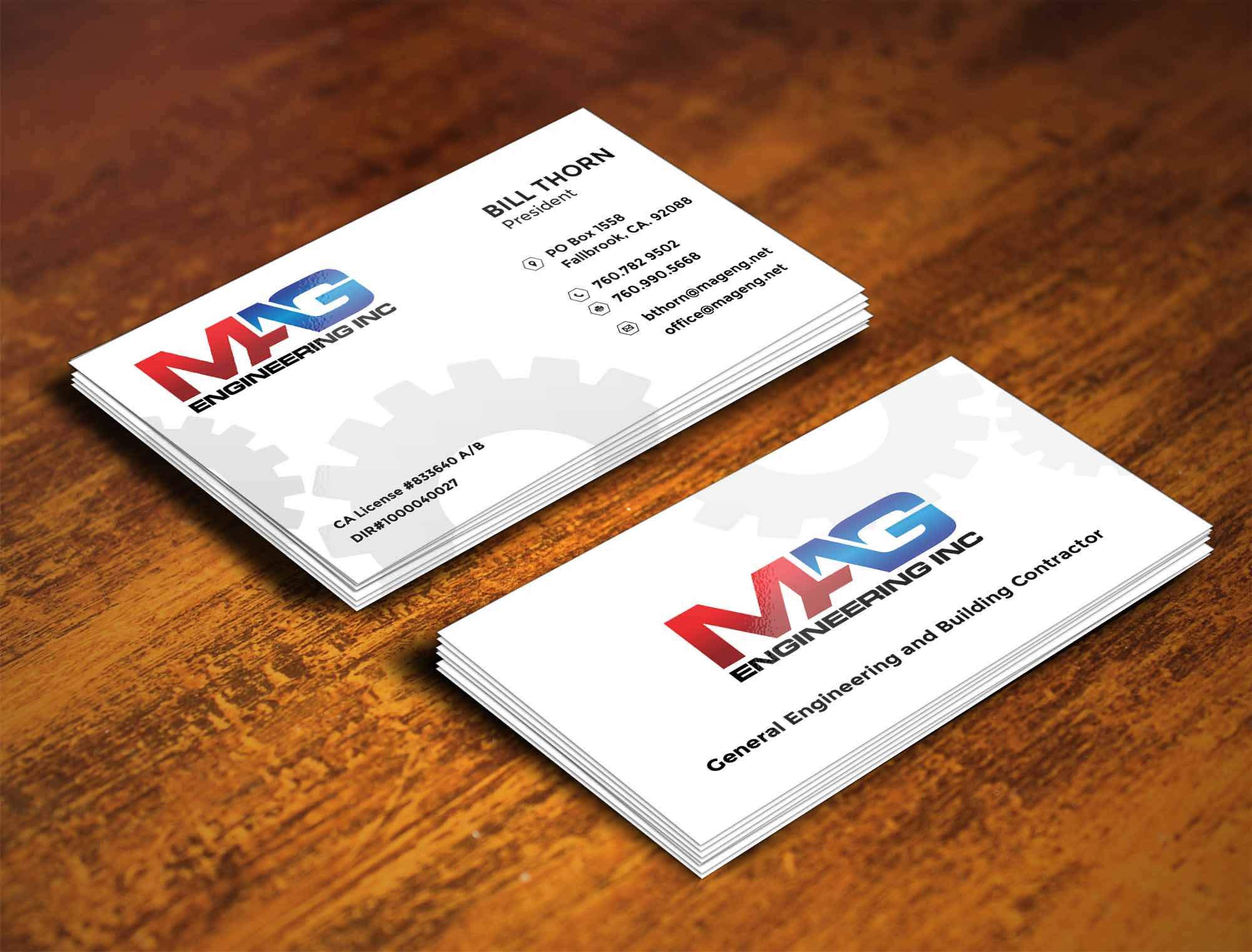 Business cards for mag engineering inc 110designs design for contest business cards for mag engineering inc magicingreecefo Image collections