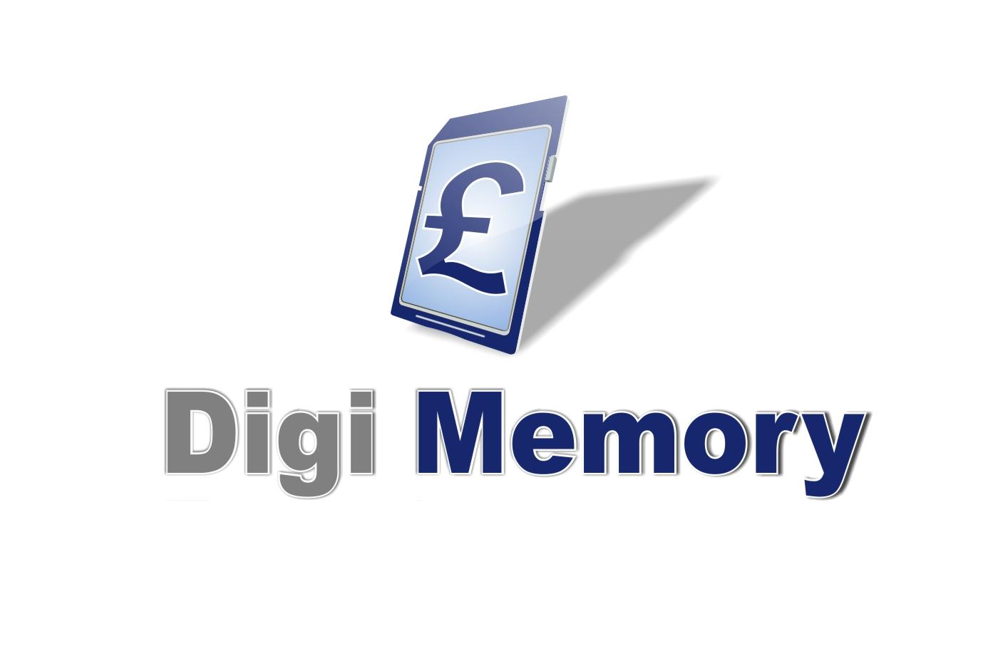 Logo for e-commerce memory card website | 110Designs
