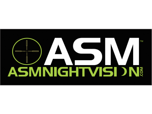 Winning design by LagraphixDesigns for Contest: ASM Night Vision - An up and coming in night vision sales and service