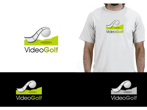 Winning design by spiderdesign for Contest: Video Golf Logo required