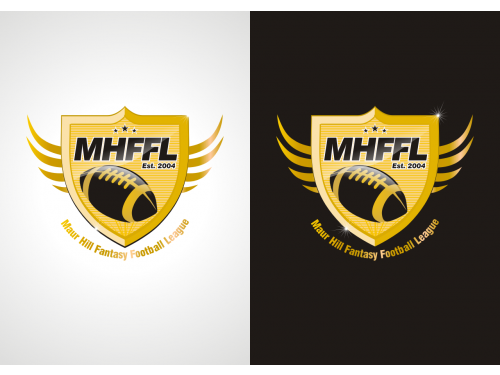 Winning design by Jonas Mateus for Contest: Fantasy Football League Logo/Crest Design Contest