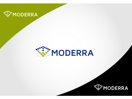 Winning design by spiderdesign for Contest: Moderra logo design