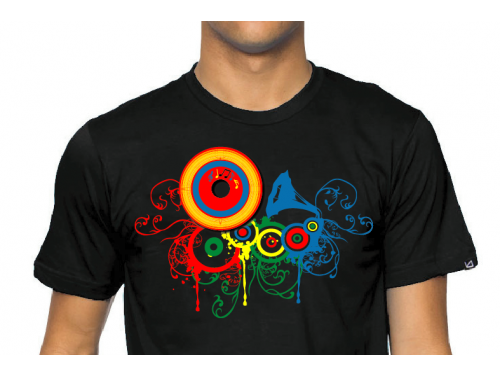 Winning design by creativealys for Contest: Music T - Shirt design