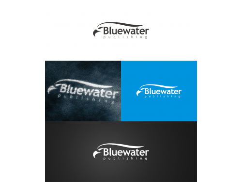 Winning design by Cre8iveDesign3r for Contest: Bluewater Publishing Logo Design