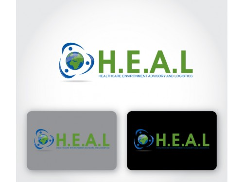 Winning design by Hining38 for Contest: Healthcare Environment Advisory and Logistics Logo