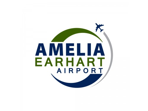 Winning design by nraaj1976 for Contest: Amelia Earhart Airport - Logo design