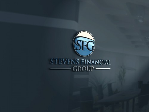 Winning design by zaforiqbal for Contest: Stevens Financial Group - Logo Design