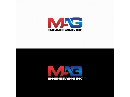Winning design by ning32 for Contest: MAG Engineering Inc.