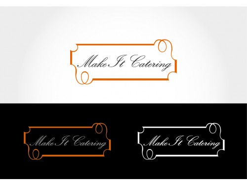 Winning design by ideadesign for Contest: Make It Catering
