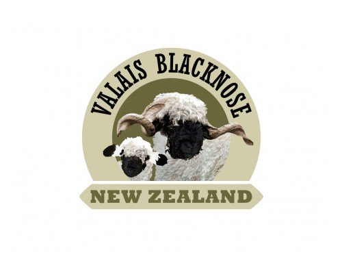 Winning design by ArtMessiah for Contest: Logo/branding for super cute New Zealand Valais Blacknose Sheep & lambs - agricultural company