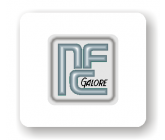 Design by shri parth for Contest: Logo for web site brand - nfcgalore