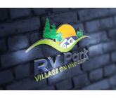 Design for Contest: retro rv park