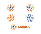 Design by AlphaCeph for Contest: Gross National Happiness USA - logo for non-profit