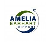 Design by nraaj1976 for Contest: Amelia Earhart Airport - Logo design