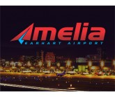 Design for Contest: Amelia Earhart Airport - Logo design