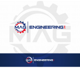 Design by ovfa ® for Contest: MAG Engineering Inc.