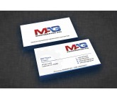 Design by Voyager for Contest: Business cards for MAG Engineering Inc