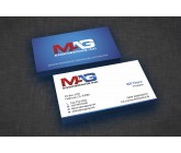 Design for Contest: Business cards for MAG Engineering Inc