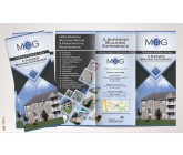 Construction company Tri-fold brochure