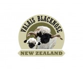 Logo/branding for super cute New Zealand Valais Blacknose Sheep & lambs - agricultural company