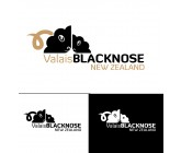 Design for Contest: Logo/branding for super cute New Zealand Valais Blacknose Sheep & lambs - agricultural company