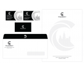 Design by lizacrea for Contest: Business Card  Double sided/ stationery Digital Stationery