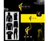 Design by RejekineZahira for Contest: Inner-G/N-R-G Clothing