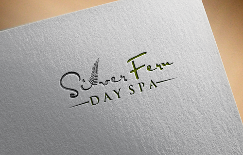 Spa & Massage Logo Design